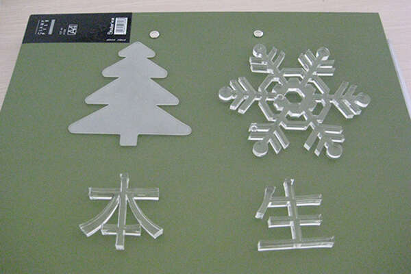 Laser cutting for Acrylic 2