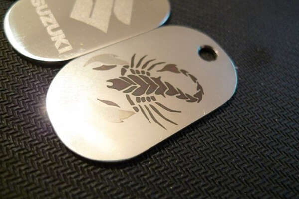 laser cutting on stainless steel 14