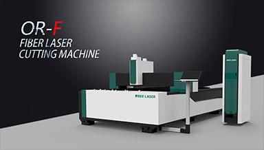 Flatbed Fiber Laser Cutting Machine OR-F