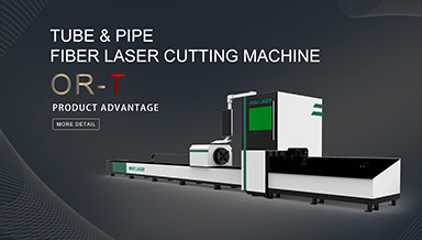 Tube & Pipe Fiber Laser Cutting Machine