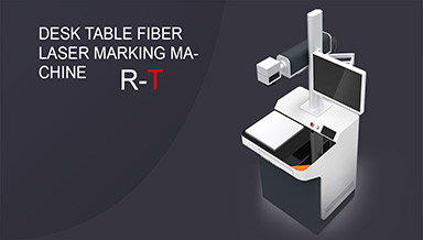 Desk Table Fiber Laser Marking Machine R-T