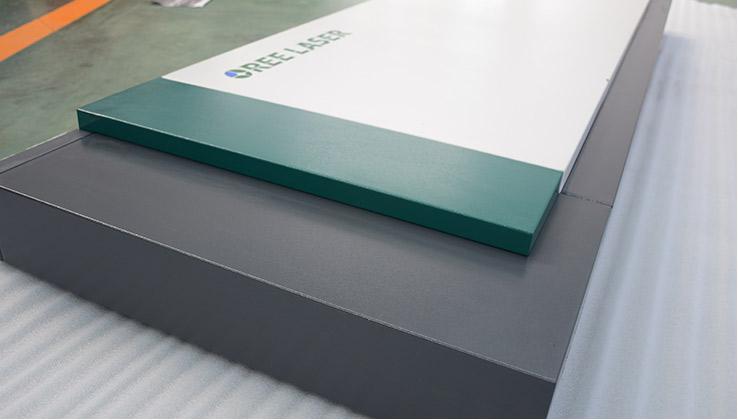 Máy cắt laser dành cho tấm kim loại