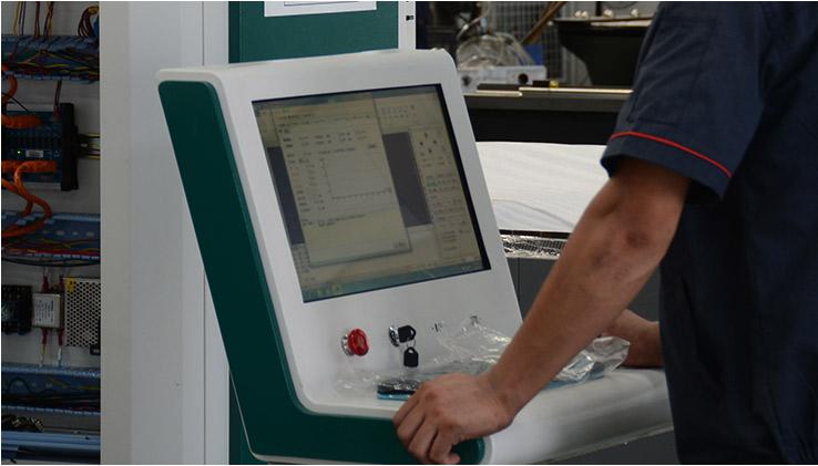 fiber laser marker software control