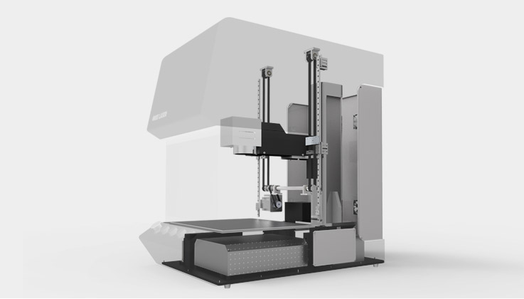 protective fiber laser marking machine