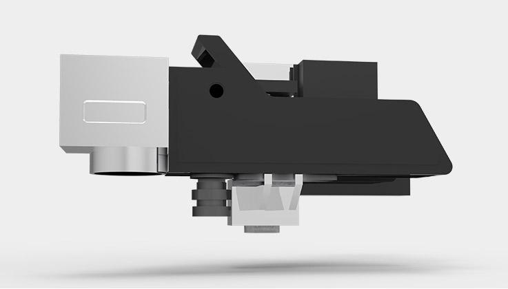 laser head of the laser marking machine