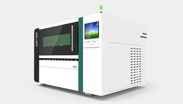 Stylish and technological appearance of the fiber laser cutters