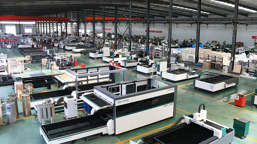 Meet the golden age of fiber laser cutting and marking machine
