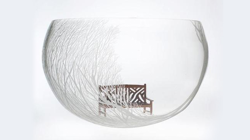 Application of laser cutting technology in glass