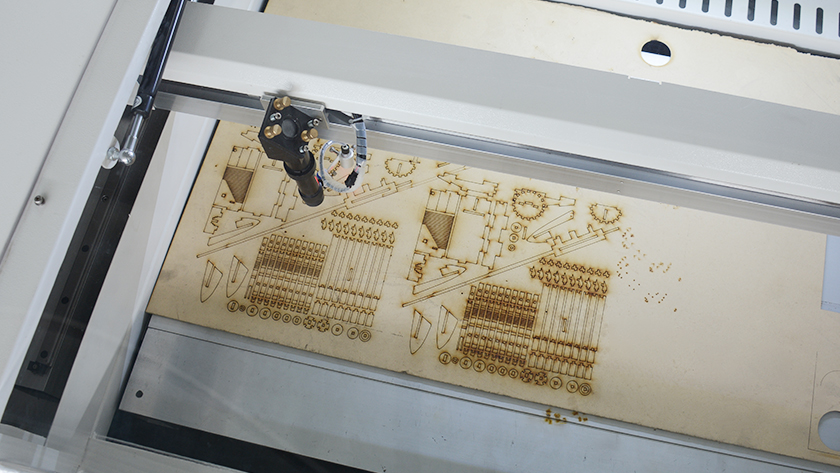 laser engraving machine for wood