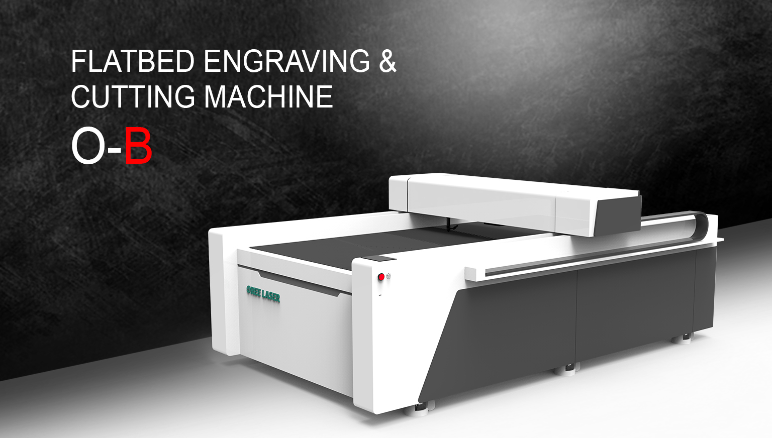 Flatbed Engraving & Cutting Machine