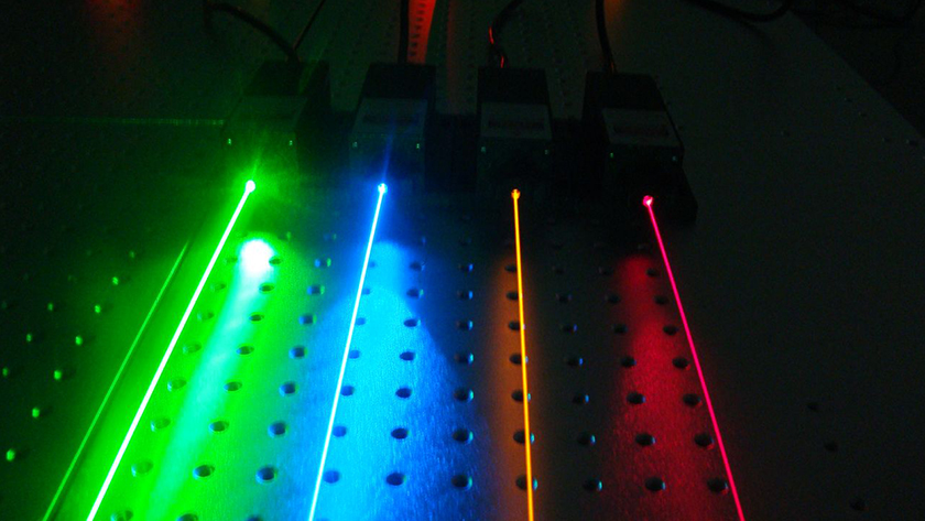 Four characteristics of the laser