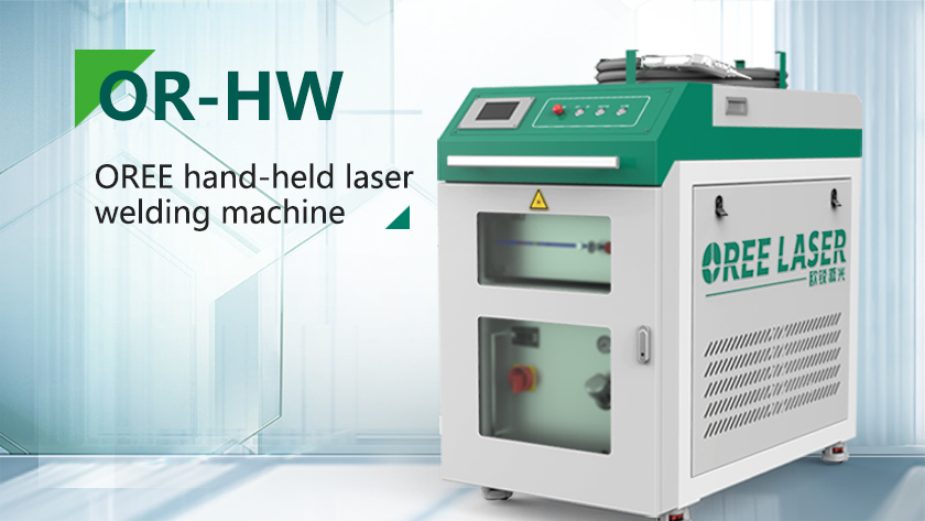 OREE hand-held laser welding machine OR-HW