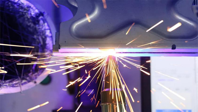 Analysis of the characteristics of laser welding