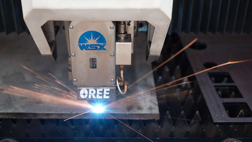 How to choose the power of laser cutting head