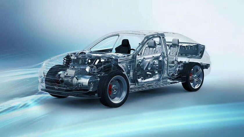 Application advantages of laser cutting technology in automobile manufacturing