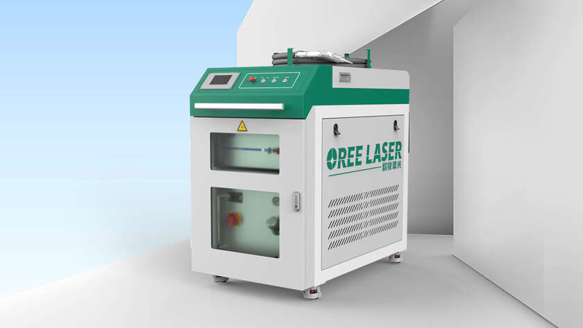 New development trend of hand-held laser welding machine