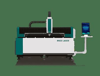 Middle sheet Fiber Laser Cutting Machine OR-FM