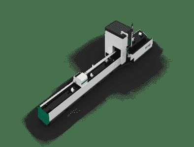 Tube Fiber Laser Cutting Machine OR-TG