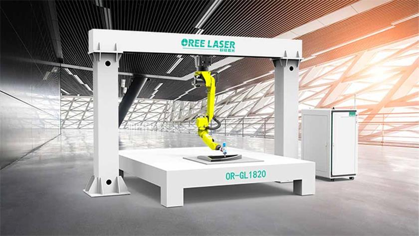 Application of 3D robot fiber laser cutting machine in the automotive industry