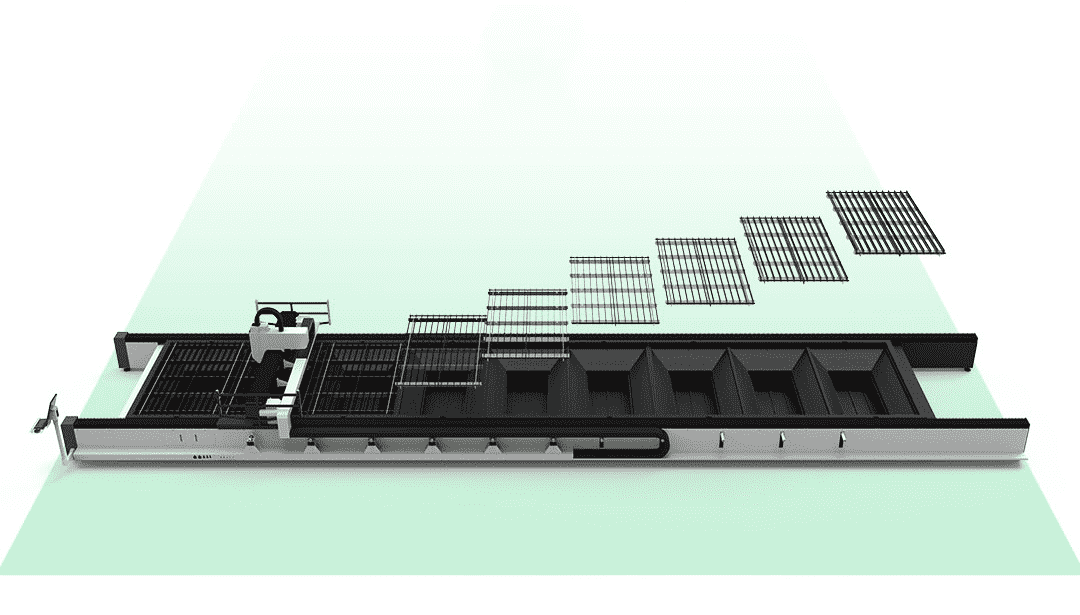 Single platform modular design