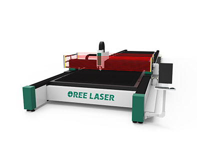 Super large-format metal sheet laser cutting machine OR-G
