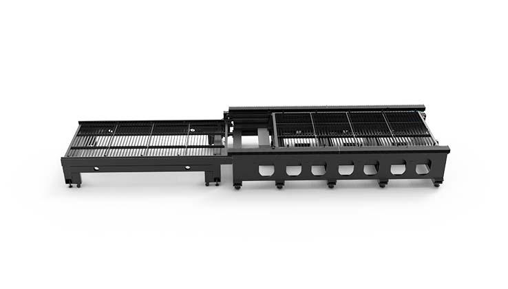 Exchange platform of the CO2 laser engraving machine