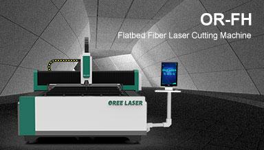 Flatbed Fiber Laser Cutting Machine OR-FH