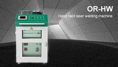 Oreelaser hand-held laser welding machine OR-HW