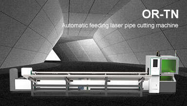 Automatic feeding laser pipe cutting machine OR-TN6016