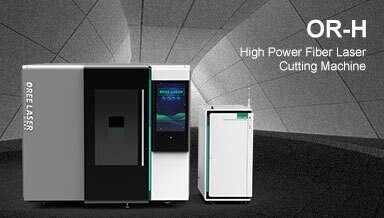 High Power Fiber Laser Cutting machine OR-H