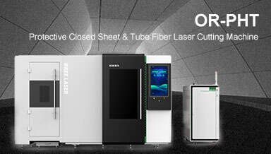 Protective Closed Sheet&Tube Fiber Laser Cutting Machine OR-PHT