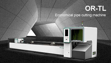 Economical pipe cutting machine OR-TL