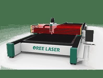 Super large-format metal sheet laser cutting machine OR-G