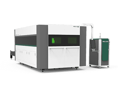 Fully enclosed exchange platform fiber laser cutting machine OR-PA